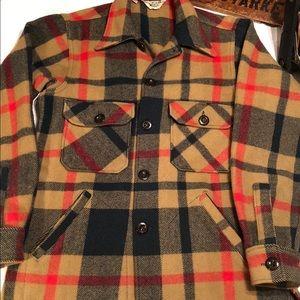 Vintage Woolrich unlined jacket